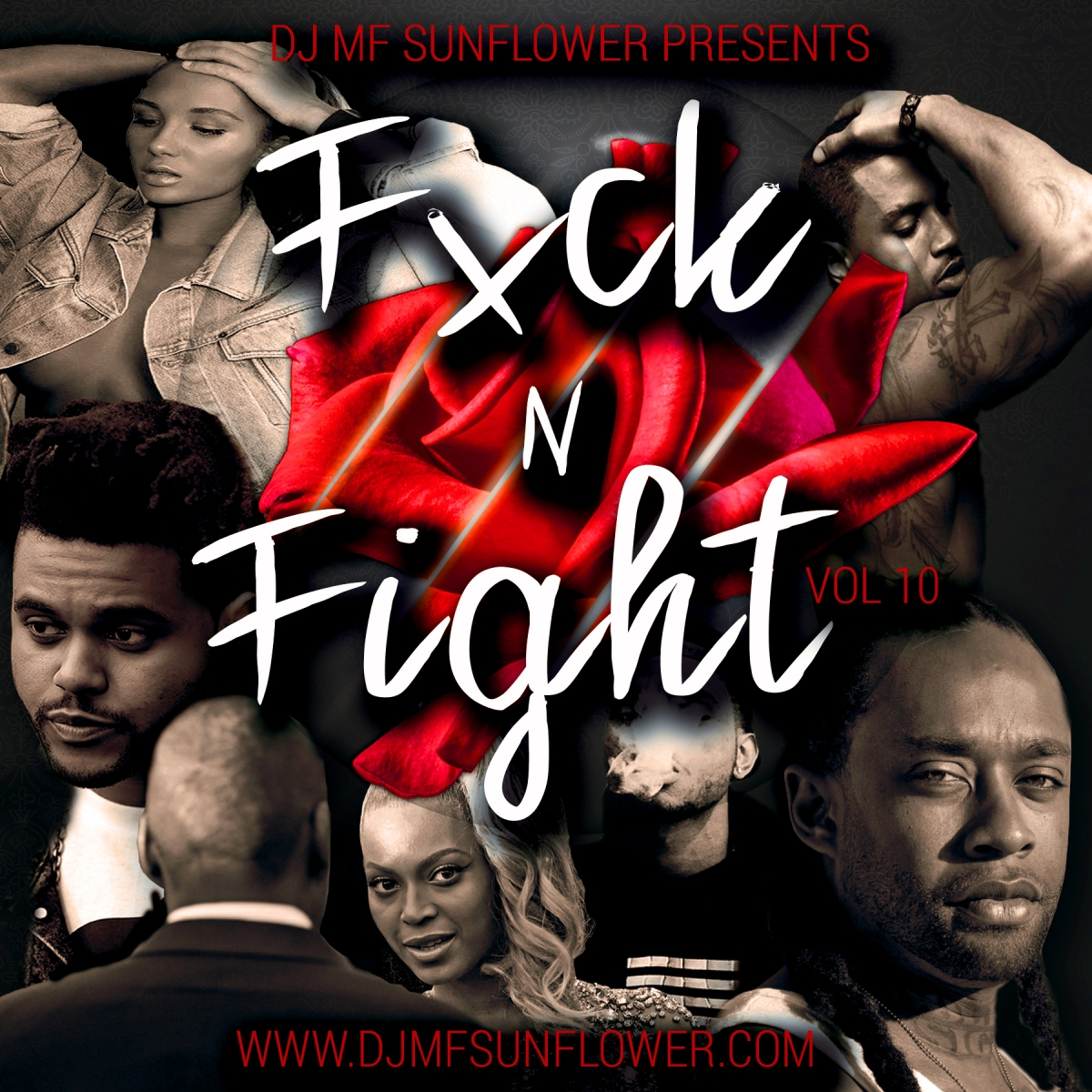 FXCK N FIGHT VOL 10