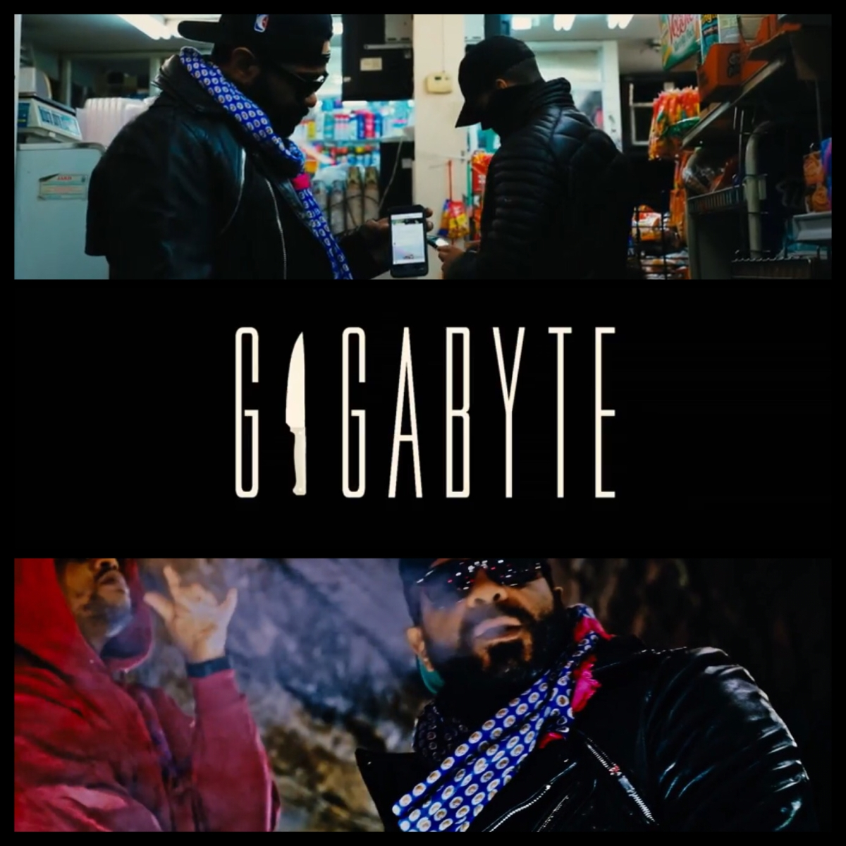 "Jim Jones ft. Avon Carter ""Gigabyte"" Video"