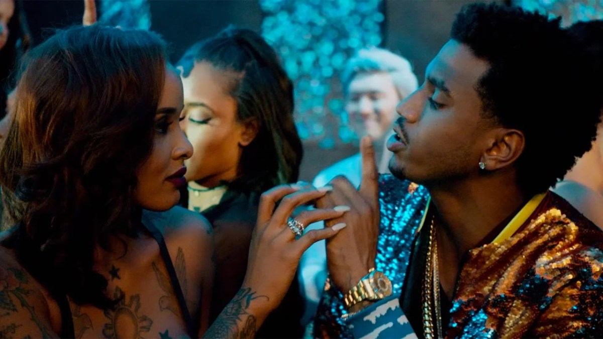 """TREY SONGZ  """"SONG GOES OFF"""" VIDEO"""