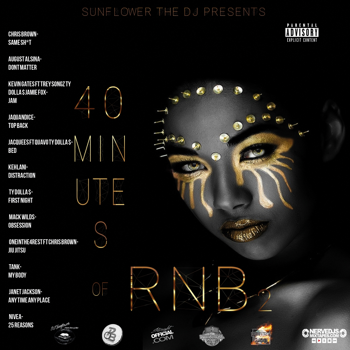 40 MINUTES OF RNB 2